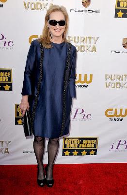 Meryl Streep Critics Choice Movie Awards 2014