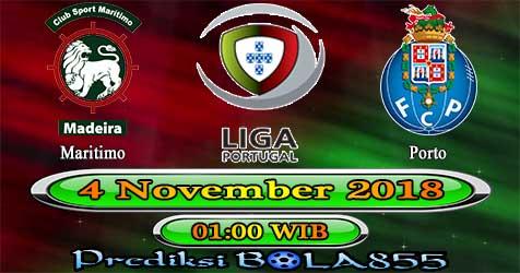Prediksi Bola855 Maritimo vs FC Porto 4 November 2018