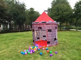 Kiddey Knight's Castle Play Tent
