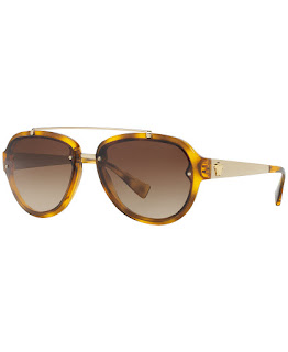 Replica Versace VE4327 Brown Gradient Sunglasses