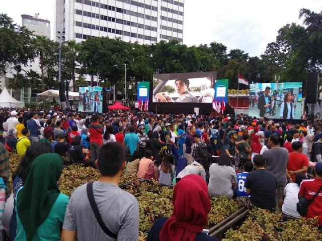 Anies Sebut Ahok Saat Peresmian MRT Jakarta, Ini Reaksi Warga