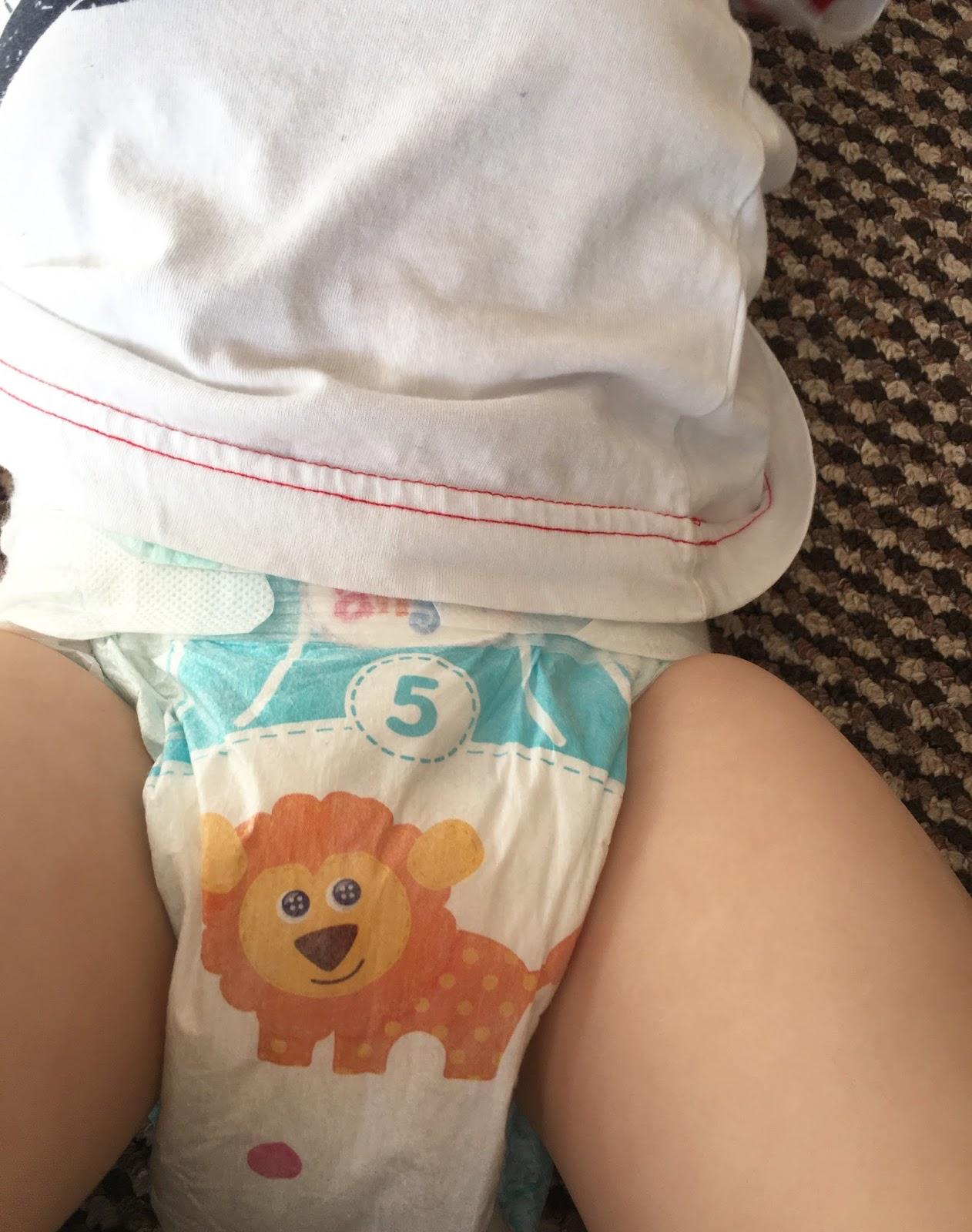 Puffy diaper — pic 5