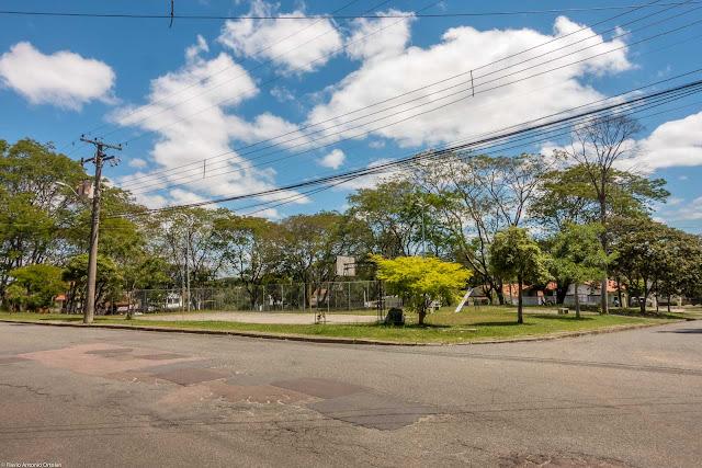 Praça Vereador Edward Menezes Caldas