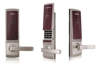 Khóa cửa điện tử là sự lựa chọn an ninh hiện đại thời nay