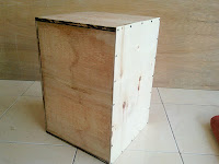 Tutorial DIY How make Cajon