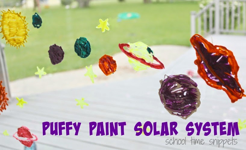 preschool solar system craft