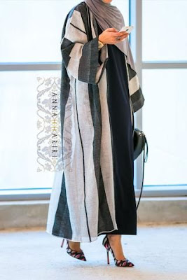 Abaya pour Femme Musulmane - Style 2019