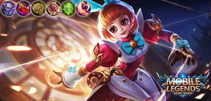 Mobile Legends kembali mendatangkan hero terbaru Tutorial games: Angela Mobile Legends, Sang Malaikat Cinta