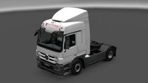 Tuzla Transport Skin for Mercedes MP3
