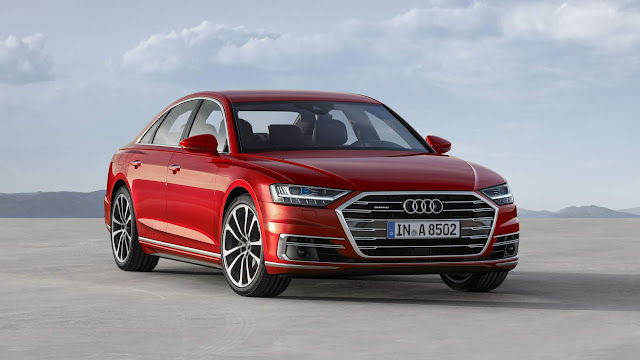 Audi A4 and Audi A6 Features