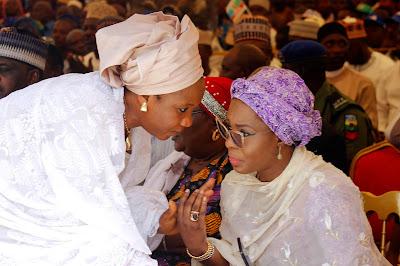 My Husband Is Ready For Kwarans - Mrs Olufolake Abdulrazaq (Photos)