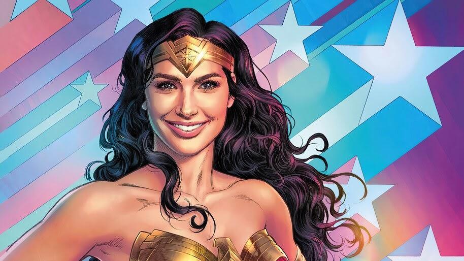 Wonder Woman, Smile, 4K, #6.2428