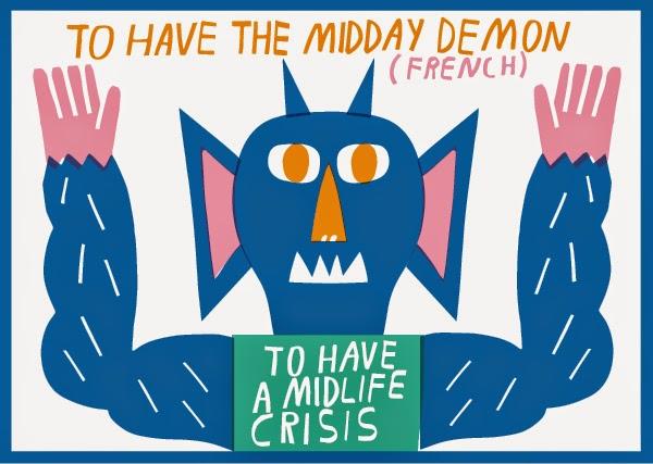 Le démon de midi