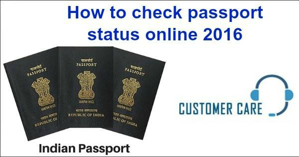Know how to check you applied passport status online or offline