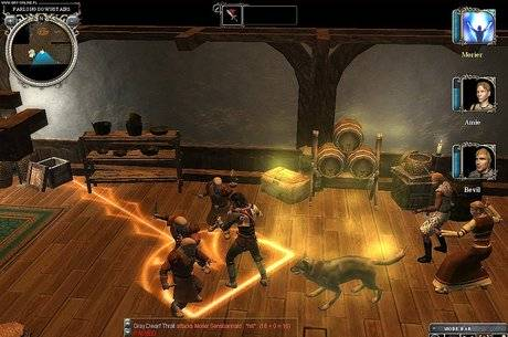 Beamdog anuncia Neverwinter Nights: Enhanced Edition para PC
