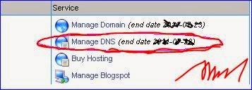 cara mengganti nama server domain