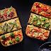 """פיצות שף חדשות """"ארוחת טעימות"""" של שף אסף גרניט בדומינוס"""