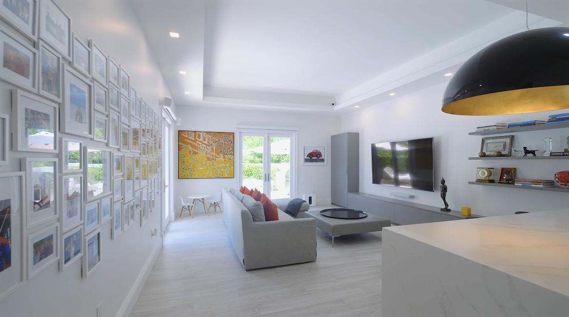 Tour 16 Turtle Walk, Key Biscayne Luxury Home vs. 39 Interior Design Photos