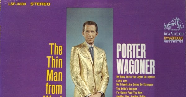 Porter Wagoner I'm Day Dreamin' Tonight
