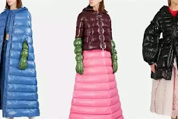 Check Here, Moncler Sells Puffer Coat Evening Gowns Now