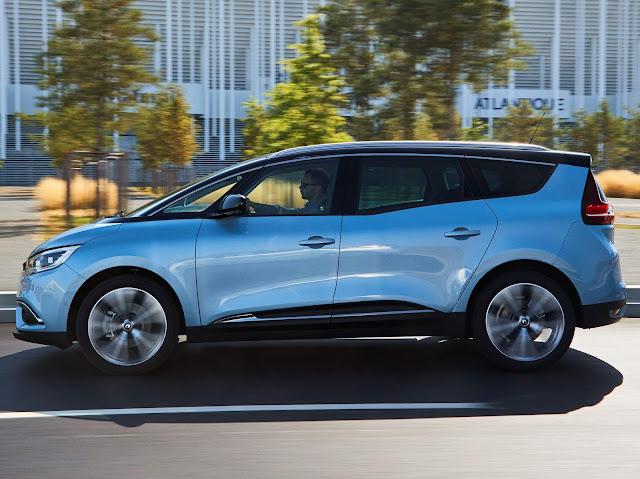 Novo Renault Grand Scenic 2017
