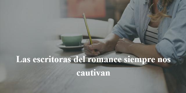 escritoras novelas romanticas