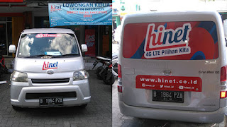 branding mobil banyuwangi murah