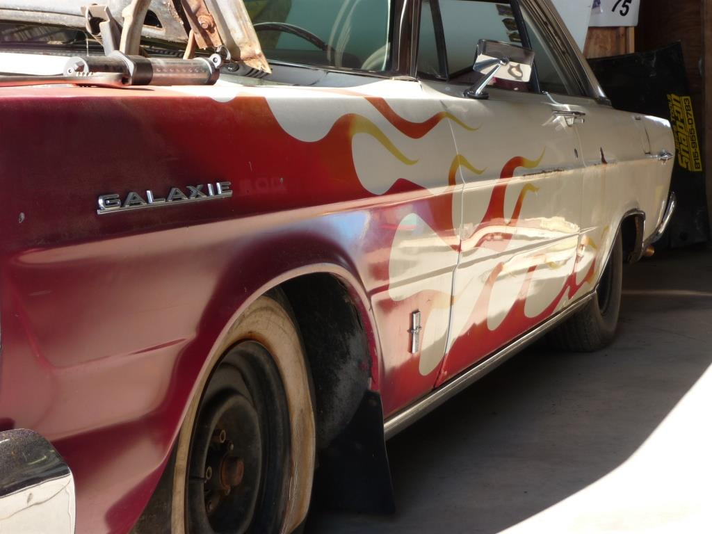 Purchasing a classic car