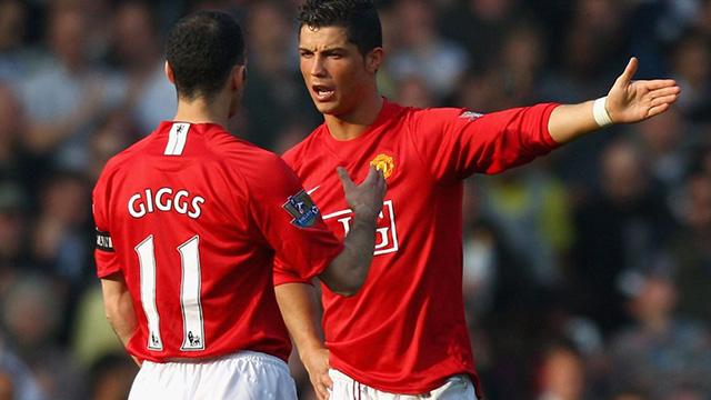 Solskjaer: Giggs dan Ronaldo Pernah Bersitegang