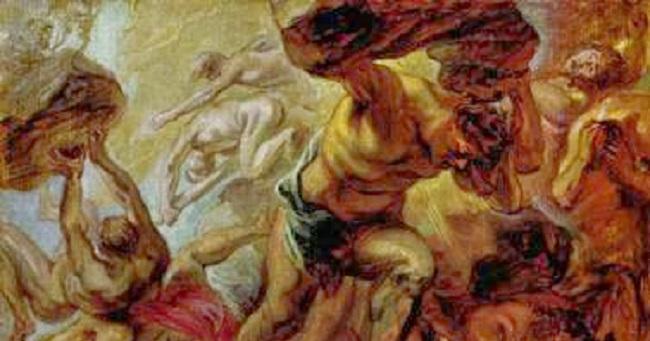 ΜΑΧΕΣ ΤΙΤΑΝΩΝ ΠΟΥ ΕΣΕΙΑΝ ΤΗΝ ΥΦΗΛΙΟ Οι Αρχαίοι Έλληνες Θεοί των Σεισμών