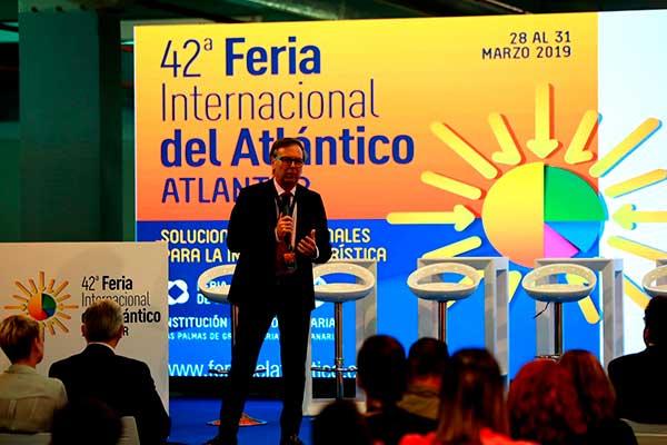 Feria Internacional del Atlántico 2019, Atlantur