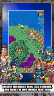 Dragon Quest 6: Realm of Revelation apk + obb