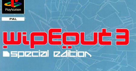 Wipeout 3 special edition iso