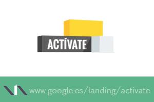Cursos gratuitos de Google Actívate en las principales competencias digitales