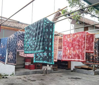 Batik Lasem: Lambang Akulturasi Jawa Cina