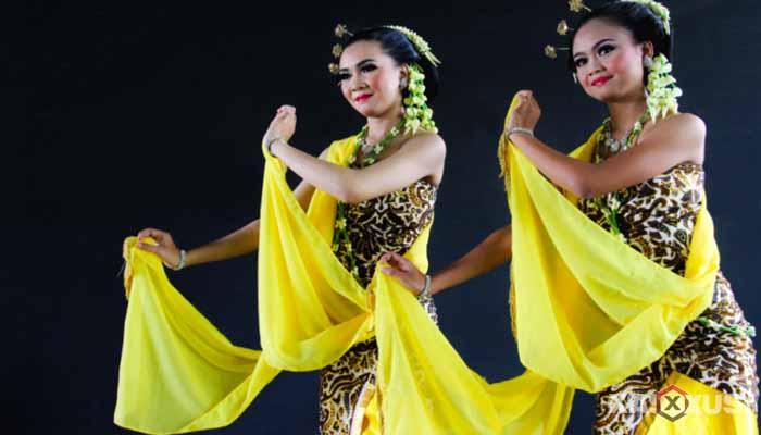 Gambar Tari Gambyong, Tarian Tradisional Jawa Tengah
