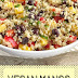 Vegan Mango Black Bean Quinoa Salad