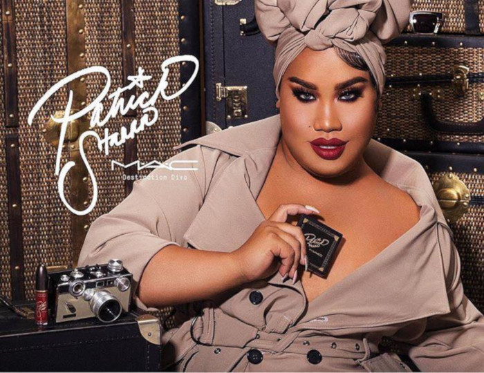 Patrick Starrr Announces 'Destination Diva' MAC Capsule