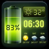 Weather Forecast with BatteryAPK