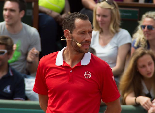 Michael Llodra tennis roland-garros