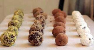 приготовление трюфелей конфет