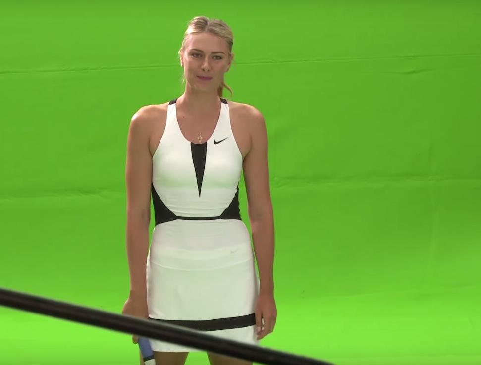 VR前進美網!HTC Vive讓你跟莎拉波娃對打