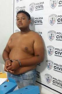 Traficante e suspeito de homicídio é preso em Itapecuru-Mirim