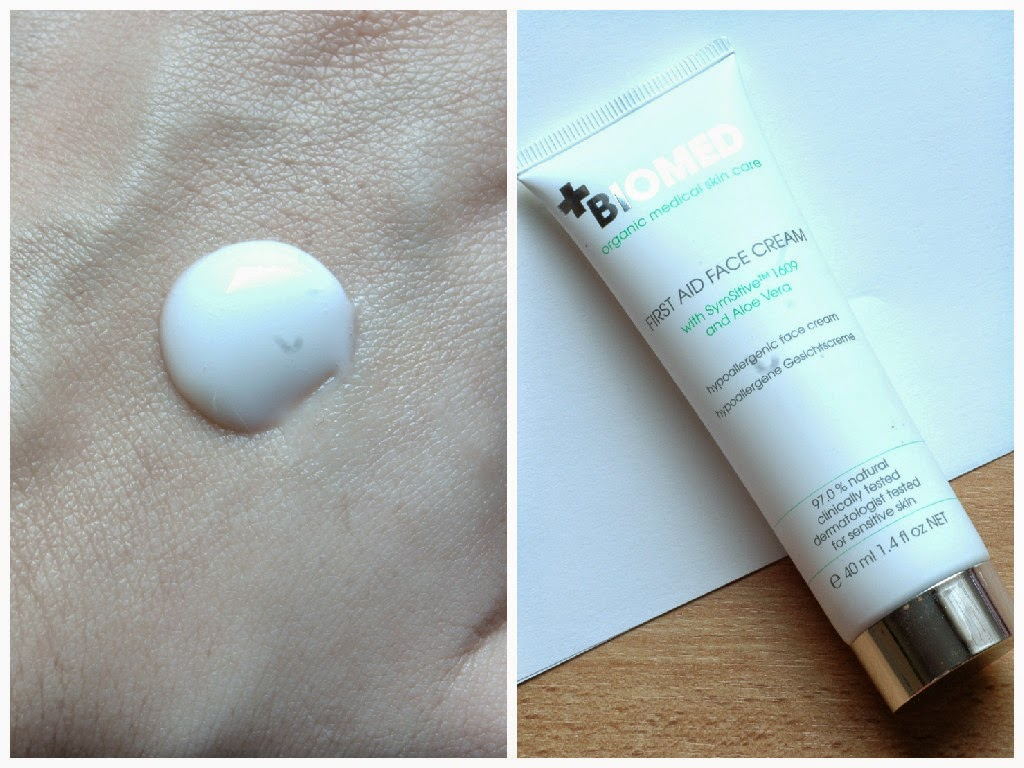 Biomed First Aid Face Cream