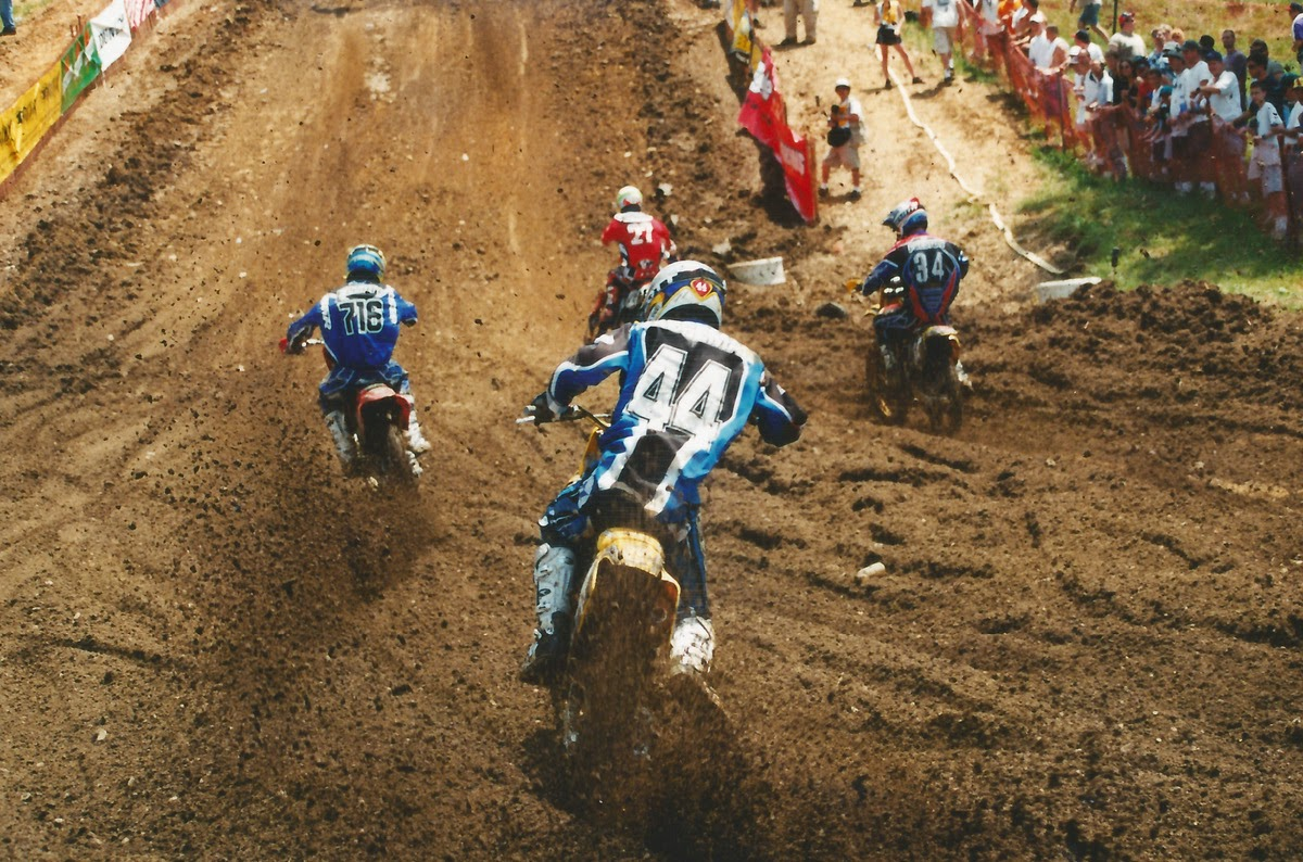 Brandon Jesseman Budds Creek 2000