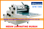 Mesin Laminating Waterbase