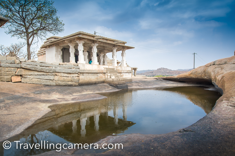 I will be posting separately about Hampi, it's heritage and some of the most interesting places around.