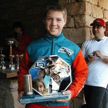 David Millán Gascón, peque, biketrial, campeón, Beceite, Beseit, Matarraña, Matarranya