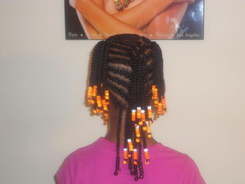 Hair braiding styles for kids - Photo albums of