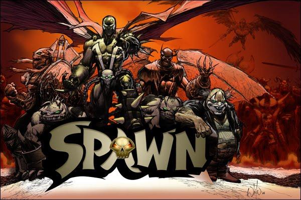 Personajes de Spawn